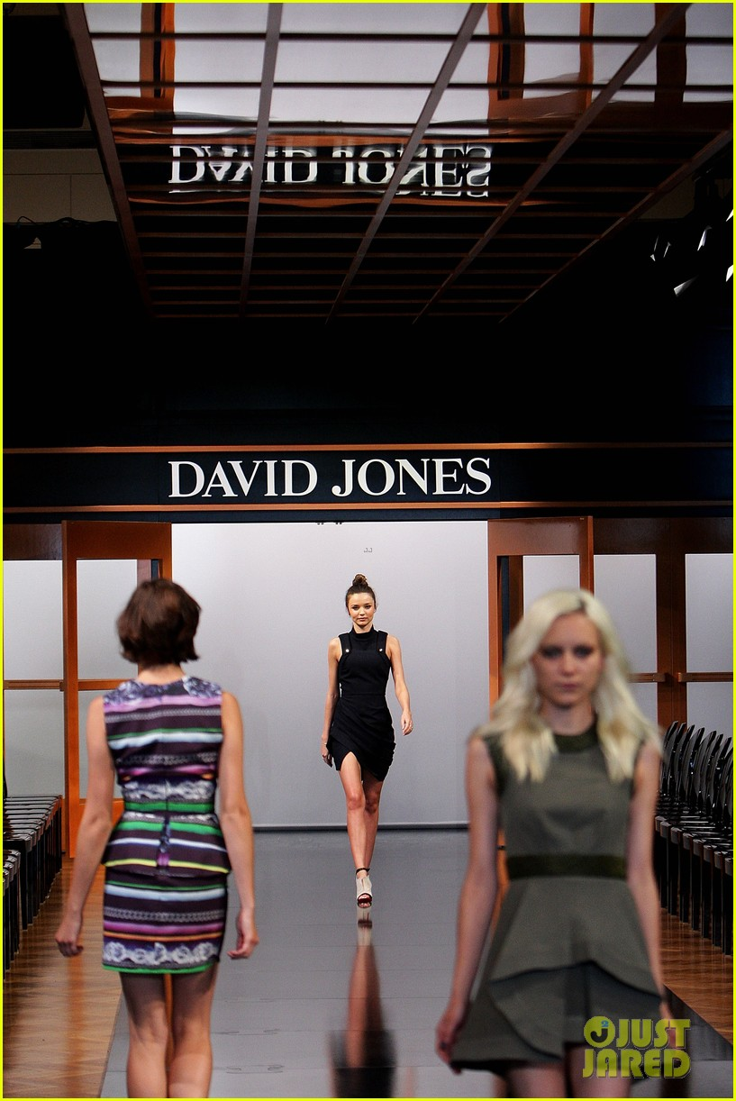 miranda kerr david jones season launch 02