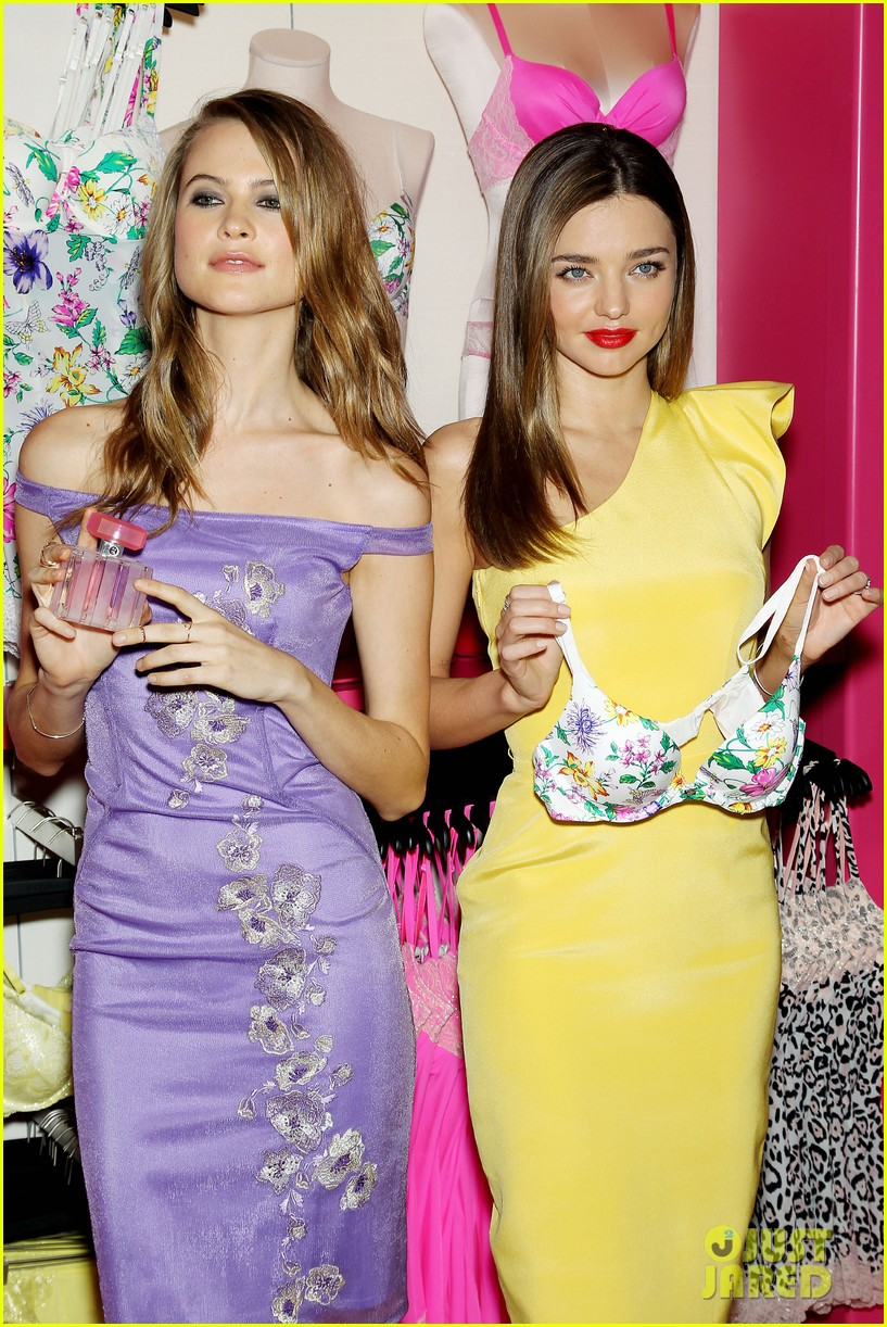 Full Sized Photo of miranda kerr behati prinsloo victorias ... Miranda Kerr Victoria S Secret