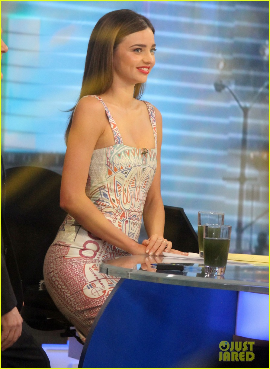 miranda kerr reveals tips for looking feeling good on gma 02