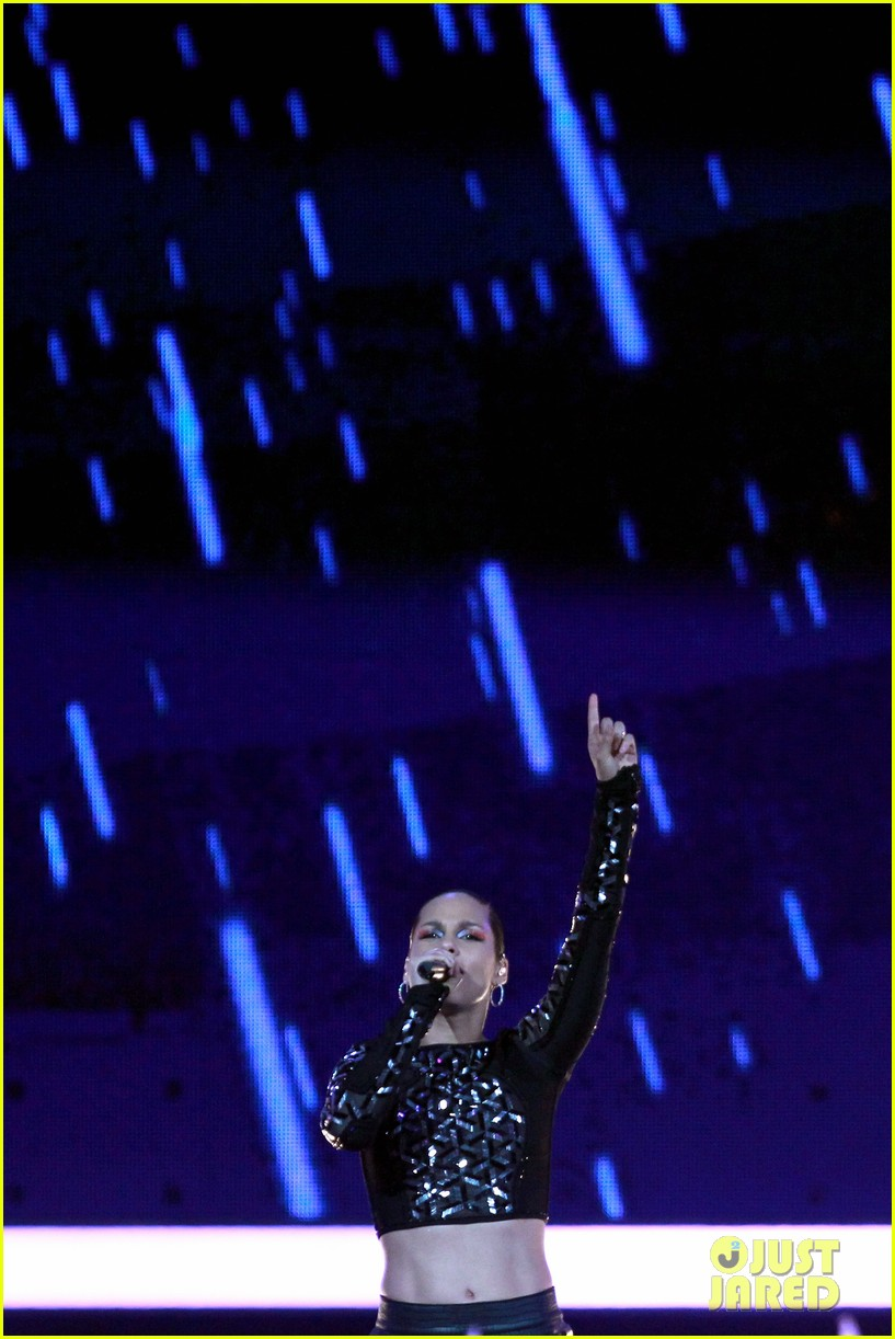 alicia keys nba all star game halftime show watch now 012814341