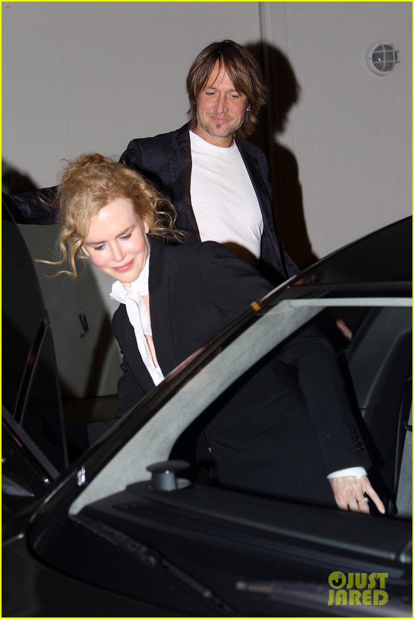 nicole kidman keith urban valentines day dinner date 022812662