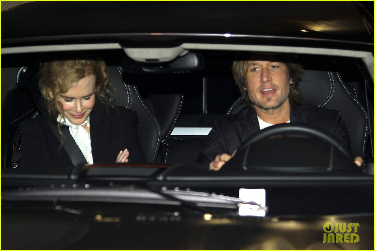 nicole kidman keith urban valentines day dinner date 12