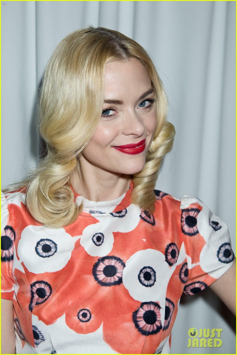 jaime king taxi cab cutie at kate spade celebration 10