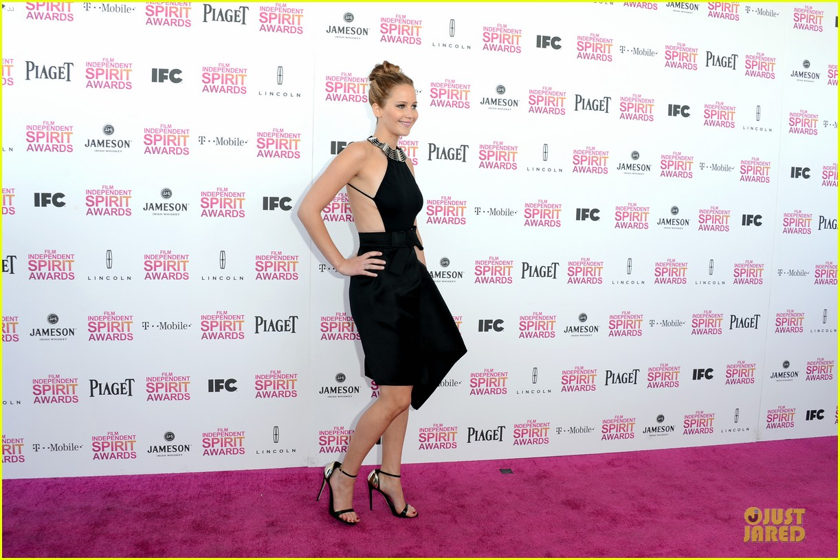 jennifer lawrence independent spirit awards 2013 03