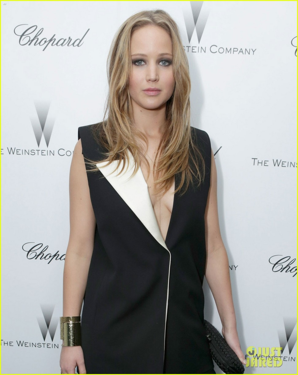 jennifer lawrence weinstein company pre oscars party 2013 052818347