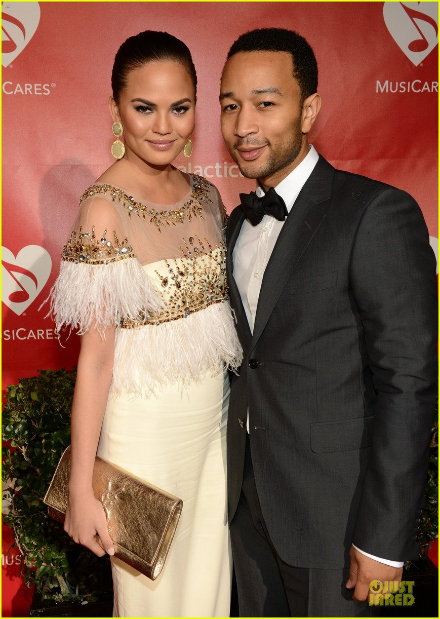 chrissy teigen john legend musicares person of the year couple 02