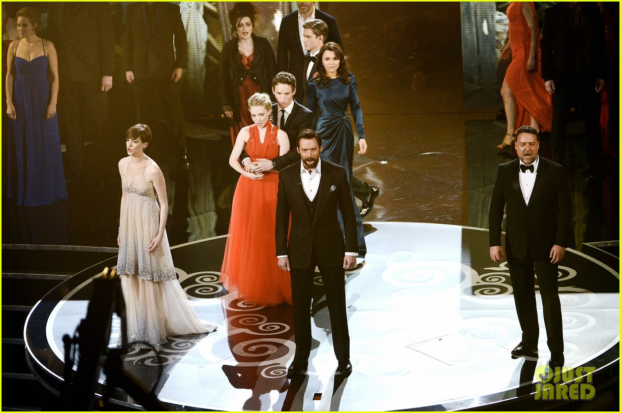 les miserables oscars 2013 performance watch now 12