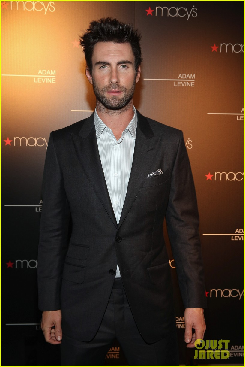 adam levine fragrance launch event 07