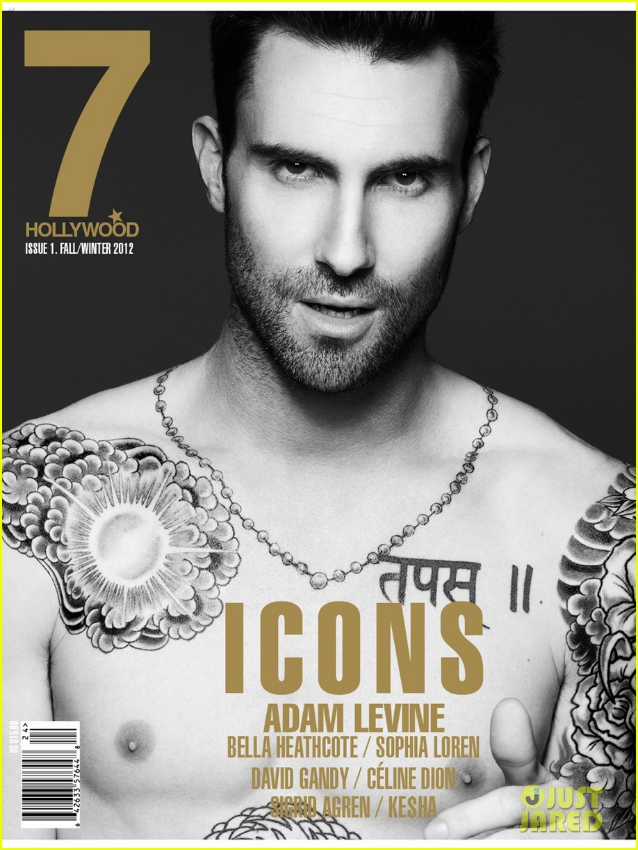 adam levine covers mens health march 2013 03