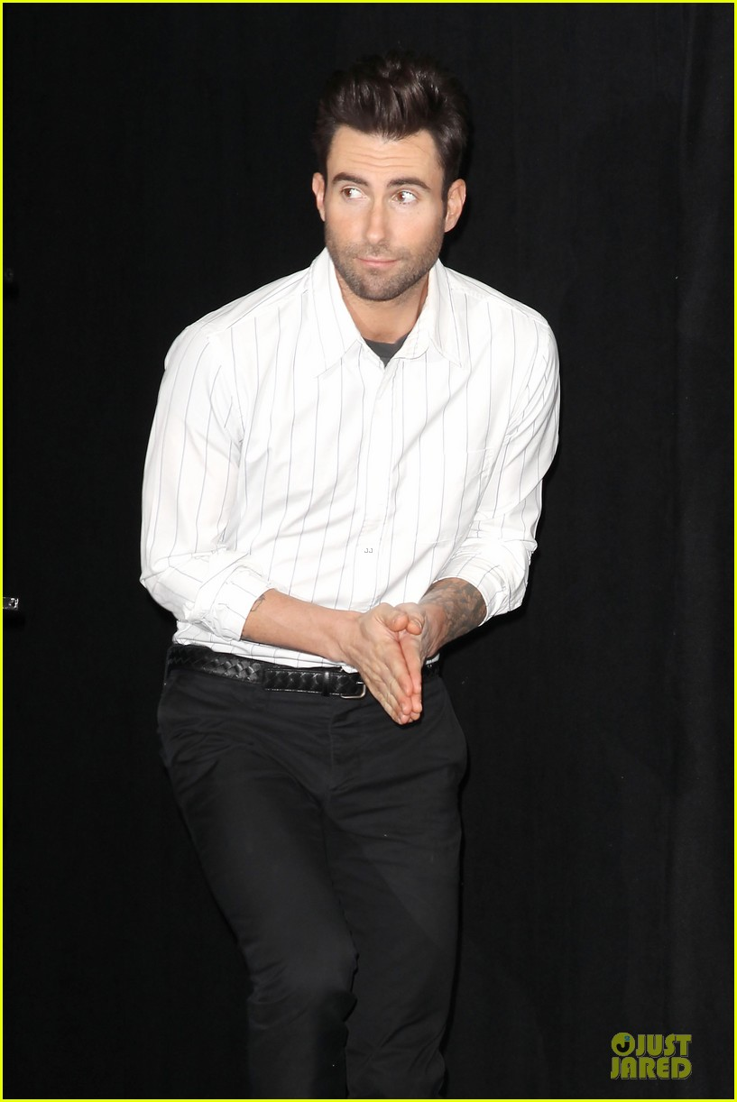 adam levine fragrance launch in new york city 21