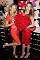 lily aldridge candice swanepoel victorias secret valentines promo 27