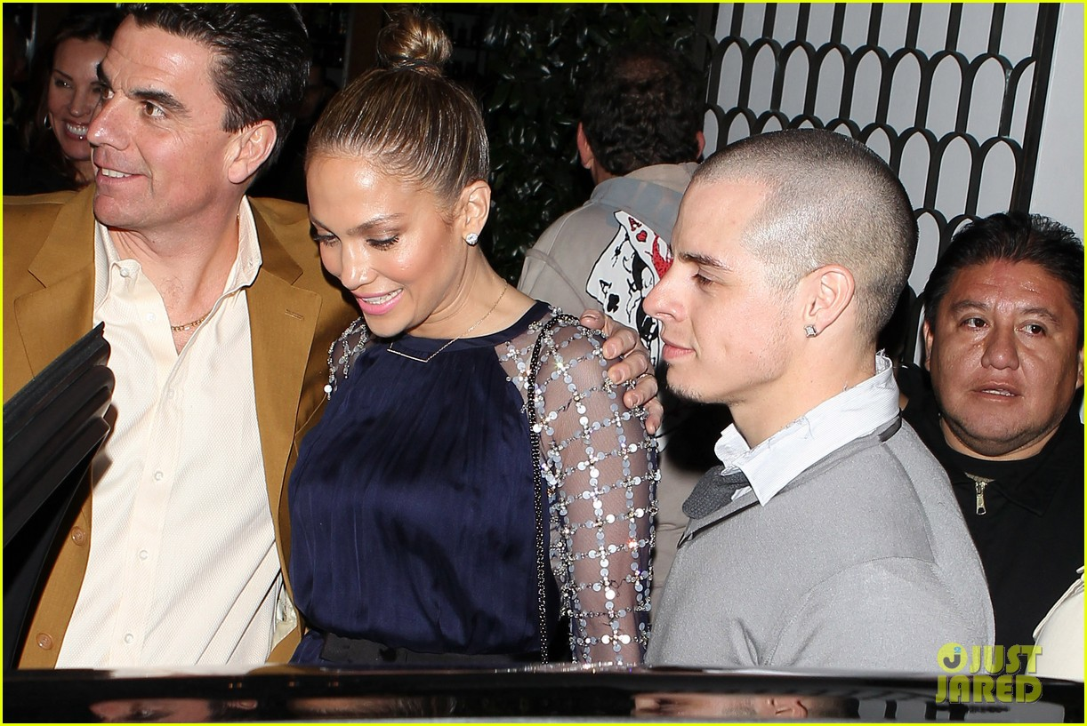 jennifer lopez casper smart cecconis couple 072808267