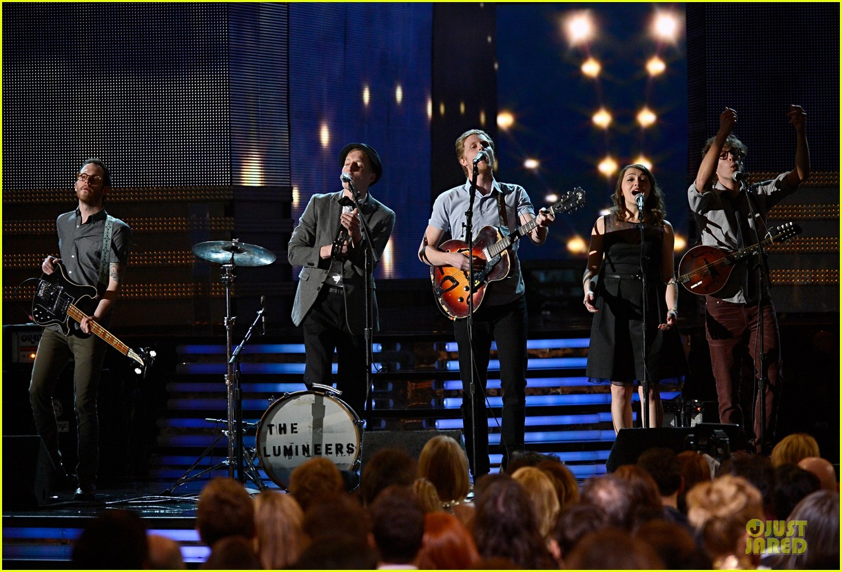 the lumineers grammys 2013 performance watch now 03