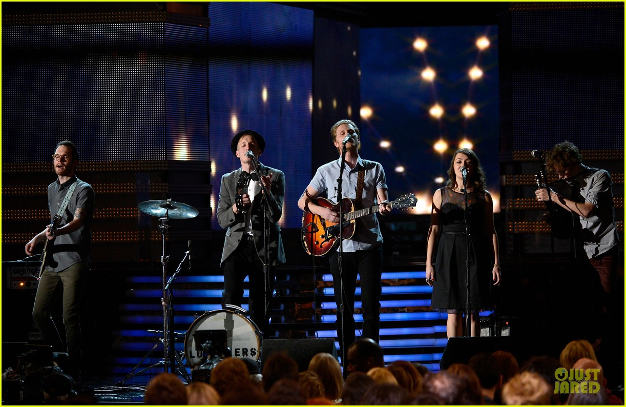 the lumineers grammys 2013 performance watch now 04