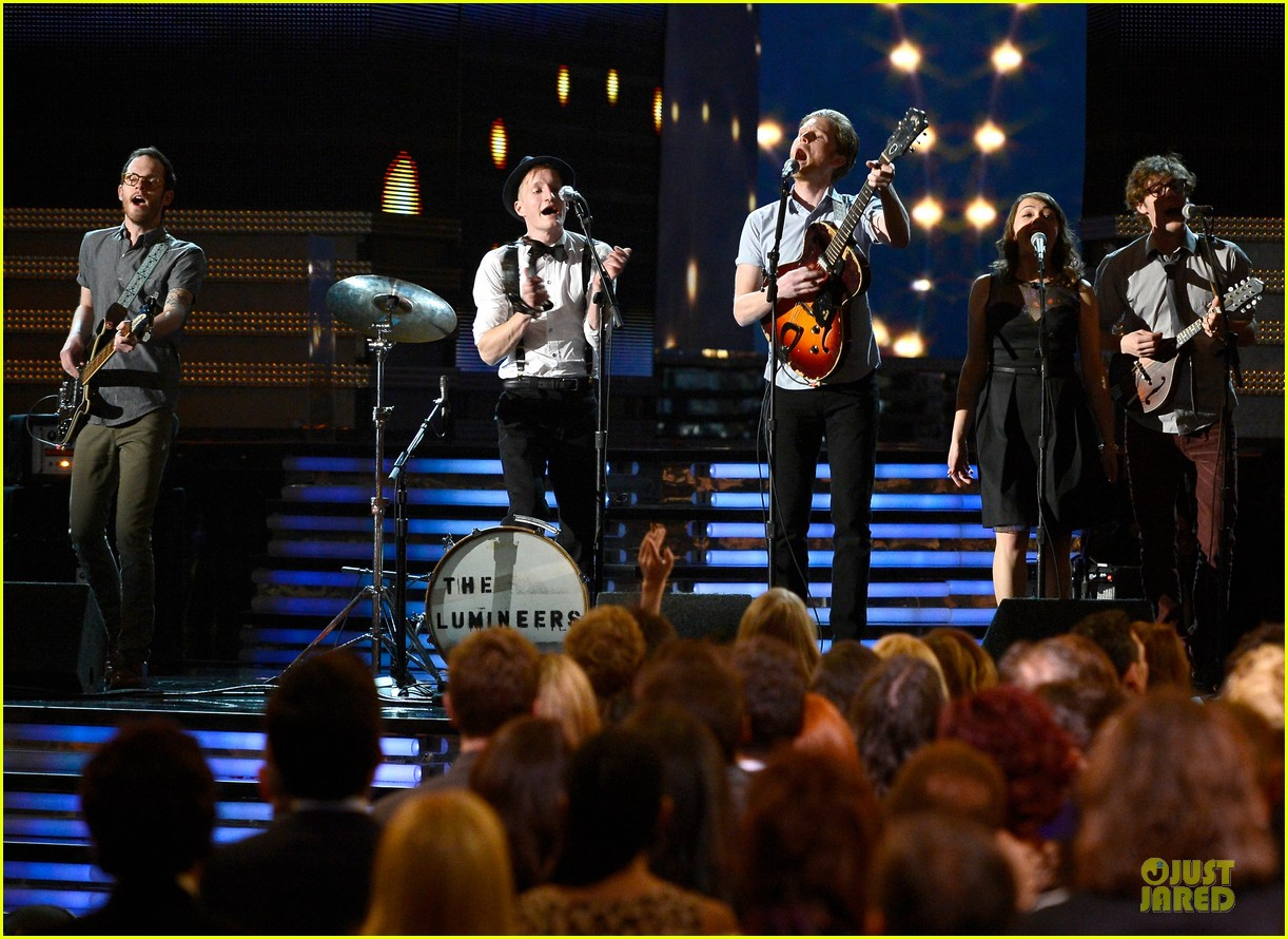 the lumineers grammys 2013 performance watch now 05