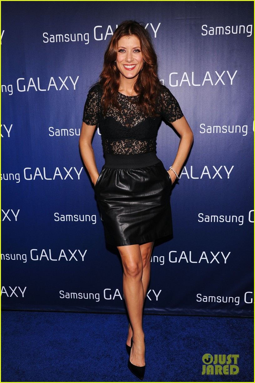 kate walsh kellan lutz samsung super bowl party 05