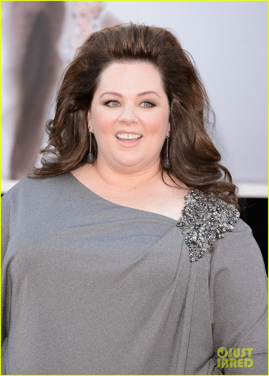 melissa mccarthy oscars 2013 red carpet 02
