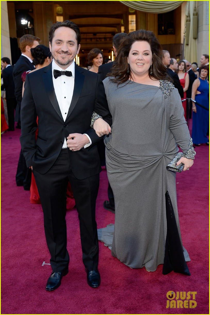 melissa mccarthy oscars 2013 red carpet 04