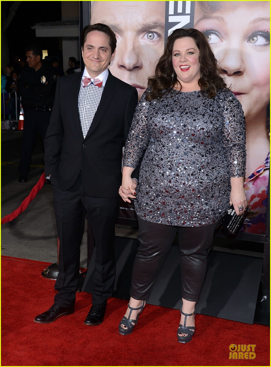 melissa mccarthy identity thief westwood premiere 01