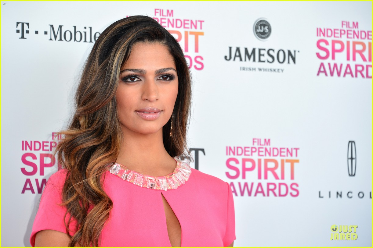 matthew mcconaughey camila alves independent spirit awards 2013 04