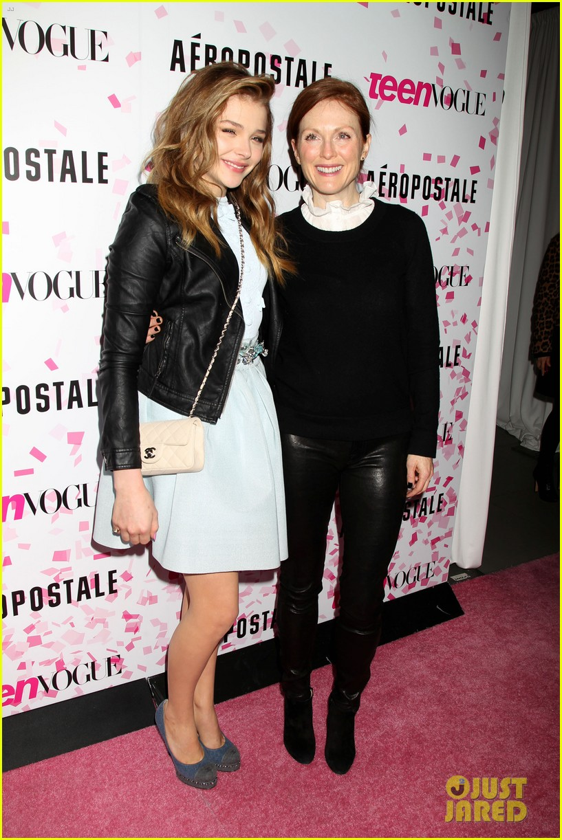 chloe moretz sweet 16 birthday bash with julianne moore 10