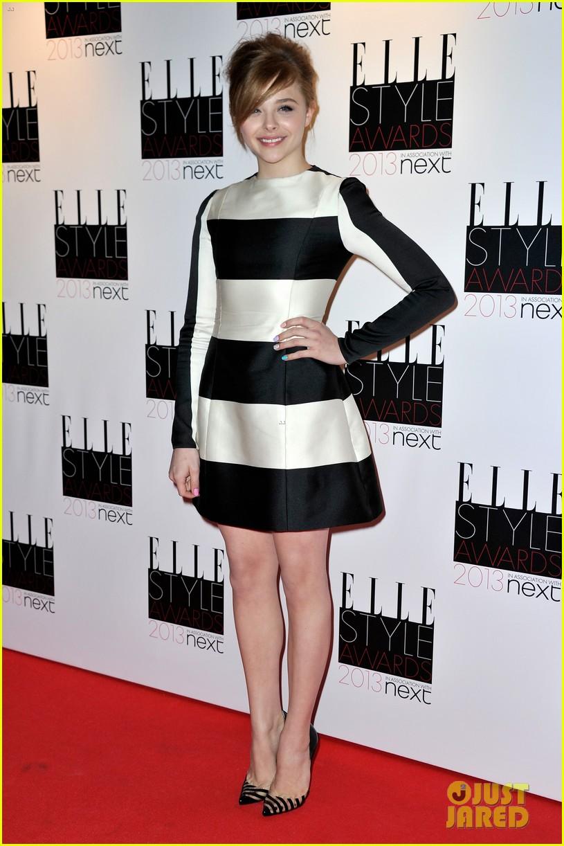chloe moretz juno temple elle style awards 2013 01