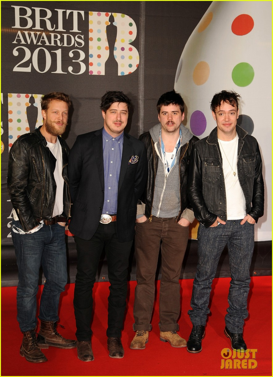 mumford and sons brit awards 2013 performance video 01