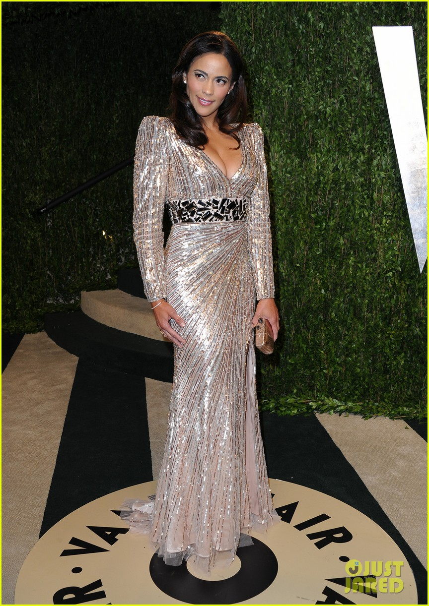 paula patton robin thicke vanity fair oscars party 03