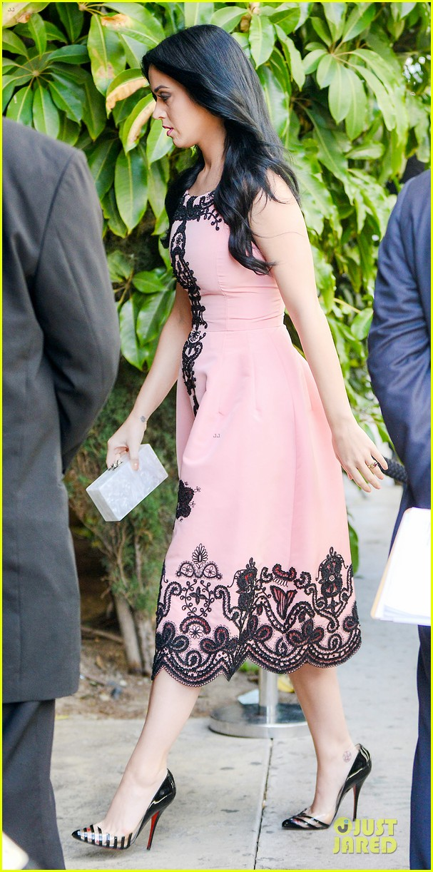 katy perry hollywood pre grammy party 01