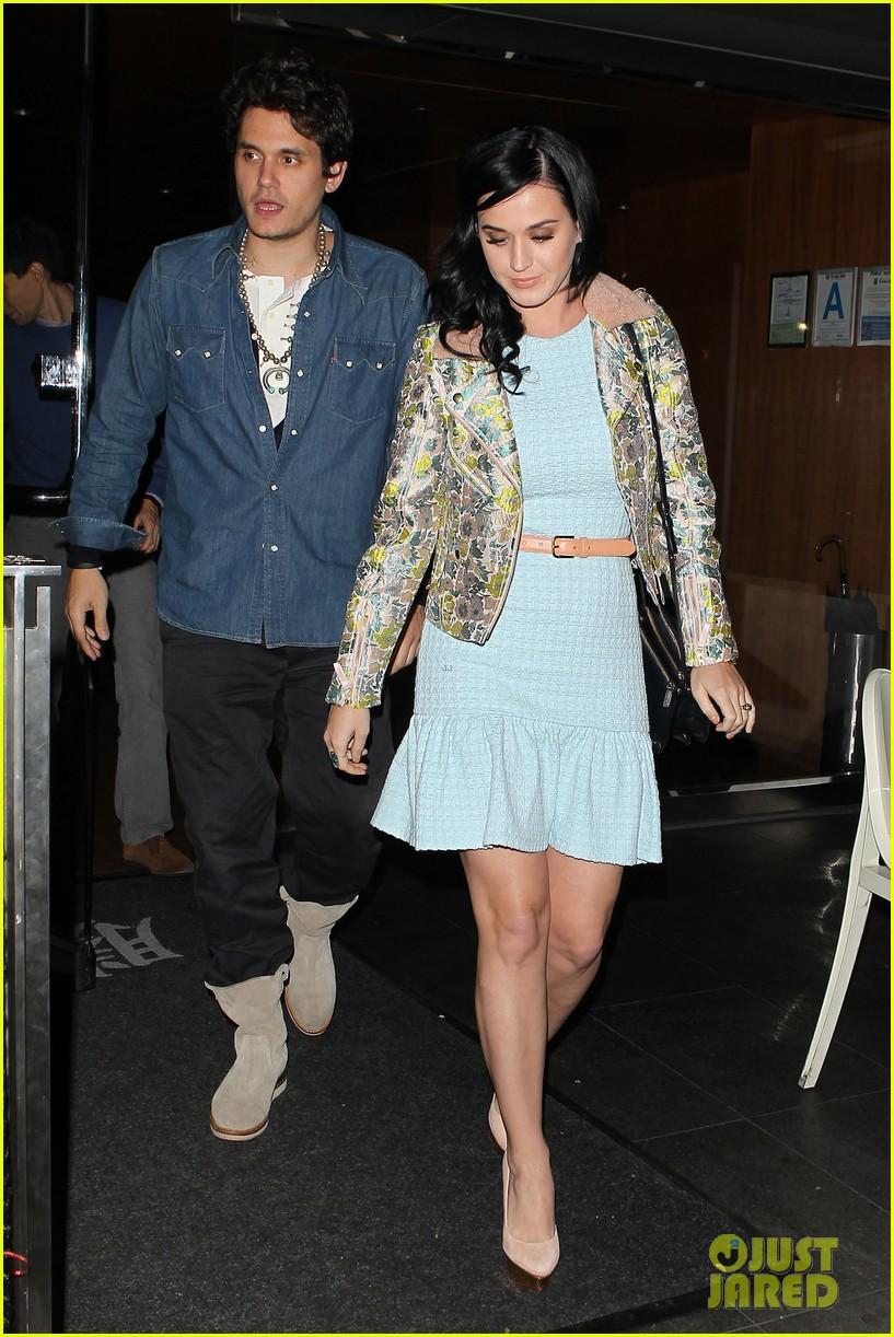 katy perry john mayer katsuya twosome 102811175