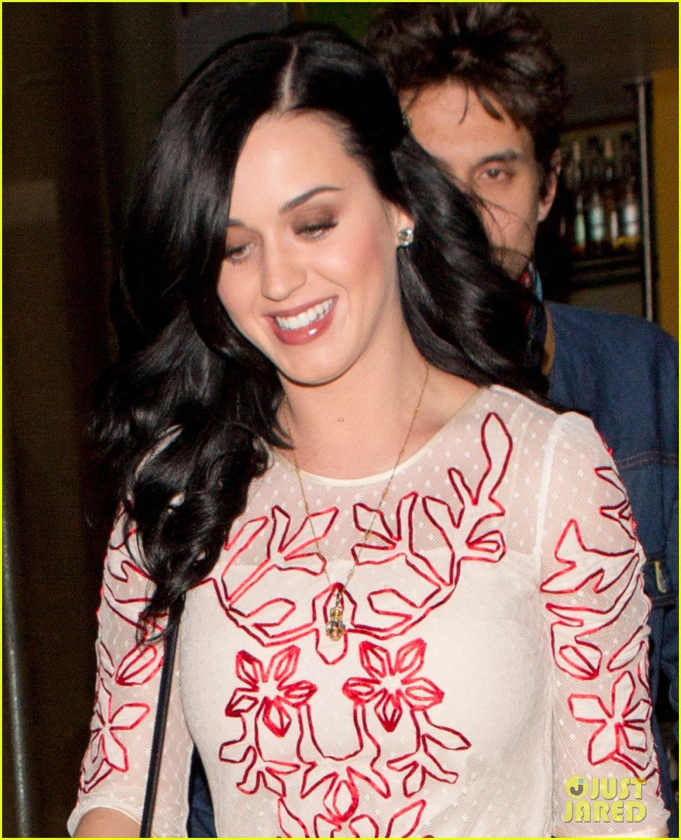katy perry john mayer valentines day at the cut 06
