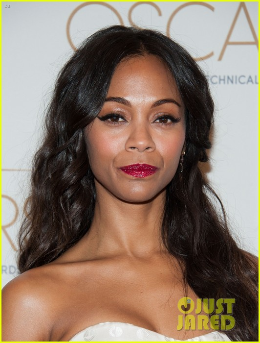 chris pine zoe saldana academy tech awards 2013 02
