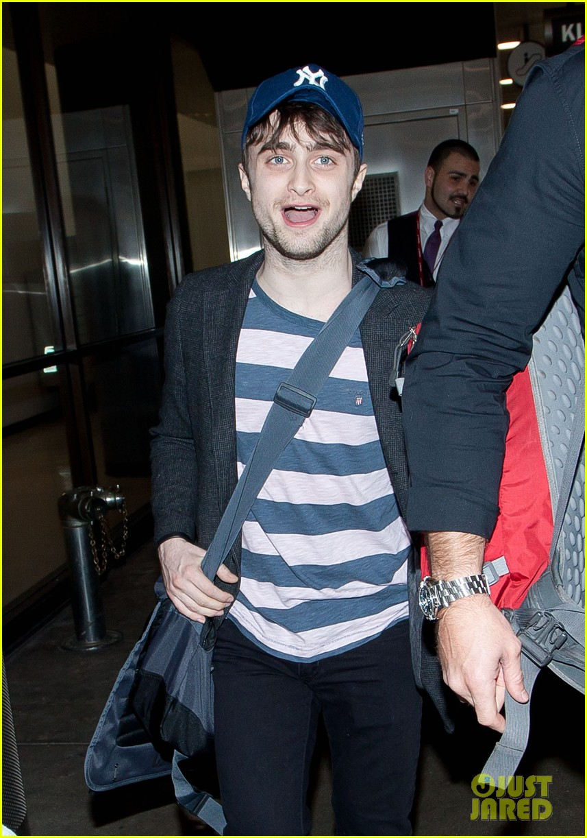 daniel radcliffe new york yankees fan 012816368