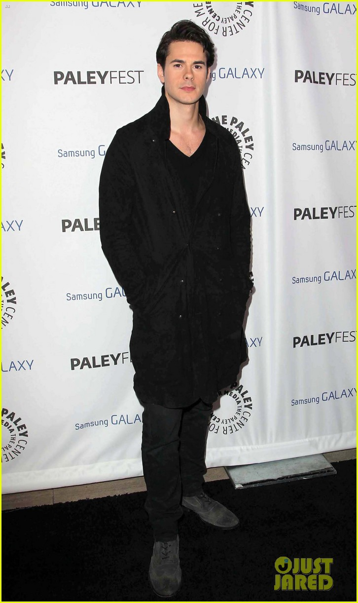 andrew rannells georgia king inaugural paleyfest icon award 162822226