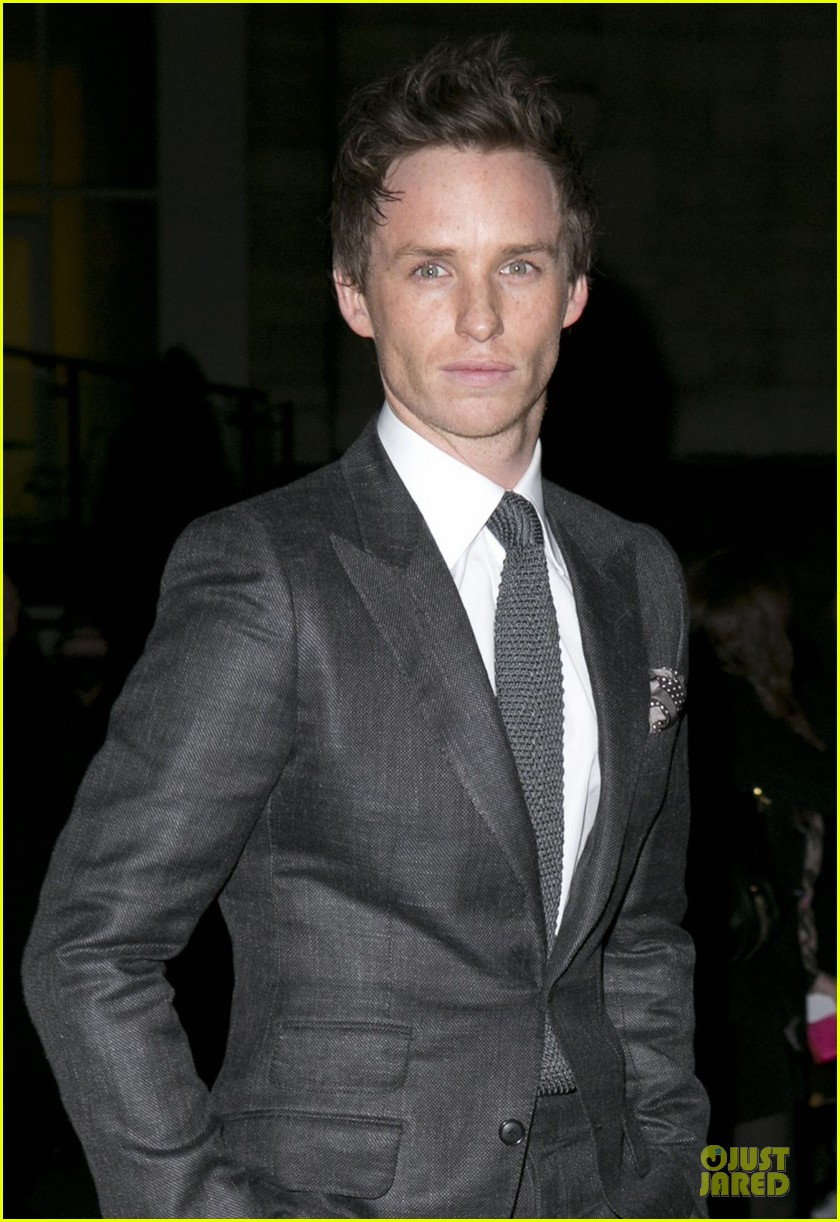 eddie redmayne luke evans british film awards 2013 02