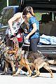 nikki reed dog run with brother nathan 11