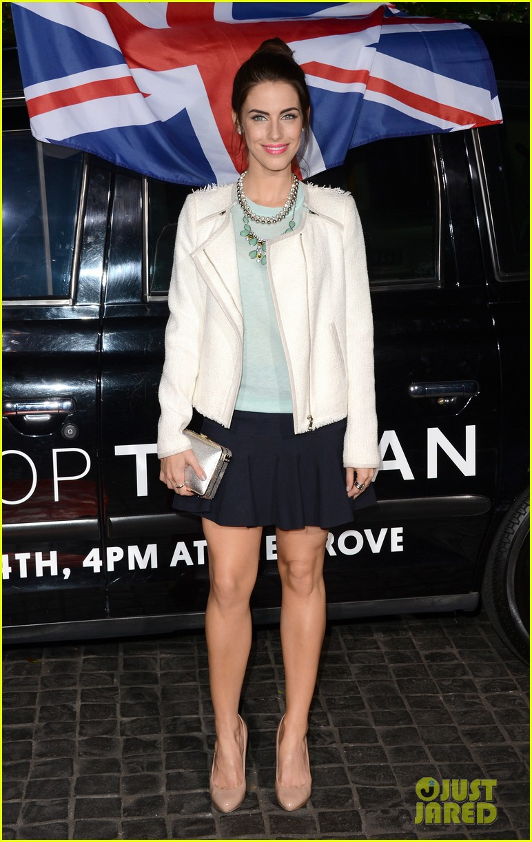 emma roberts ashley madekwe topshop topman la opening party 43