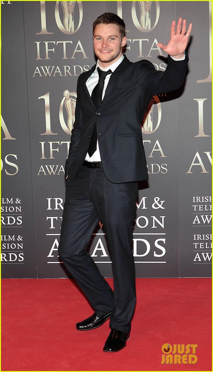 saoirse ronan jack reynor ifta awards 2013 05