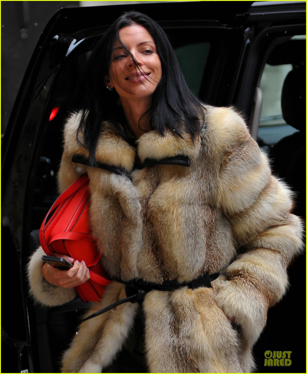 liberty ross fur coat soho shopping 04