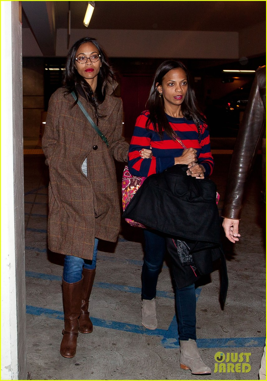 zoe saldana thanks for super bowl commercial love 062806721