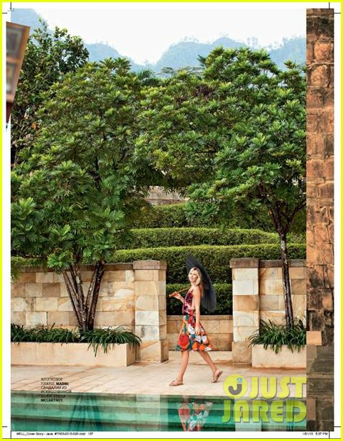 maria sharapova covers conde nast traveller russia 062813761