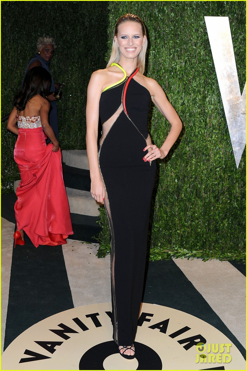 irina shayk solange knowles vanity fair oscars party 2013 01