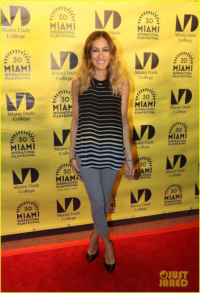 sarah jessica parker miami rhapsody anniversary party 01