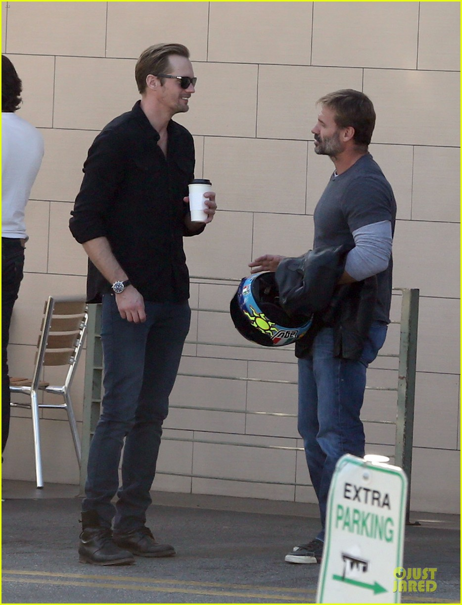 alexander skarsgard post super bowl lunch in los feliz 092804859