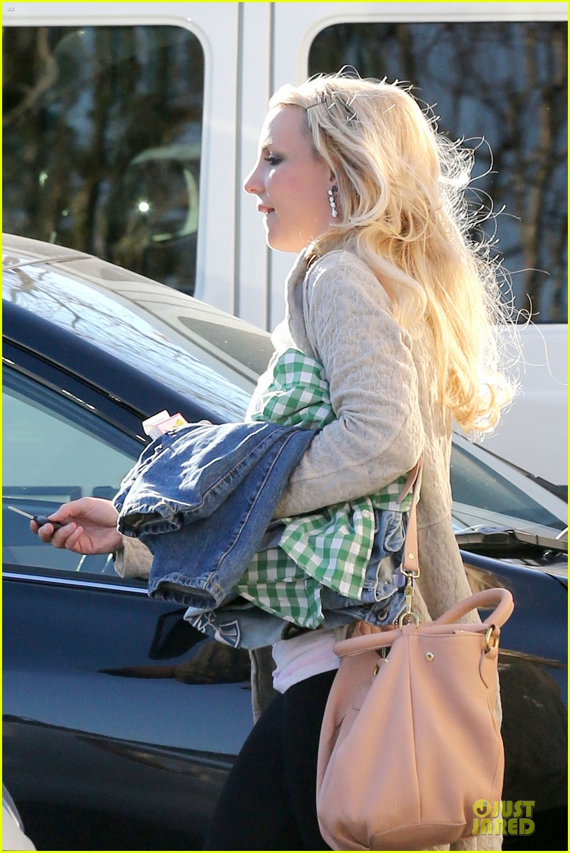 britney spears gymnastics class with the boys 252810953