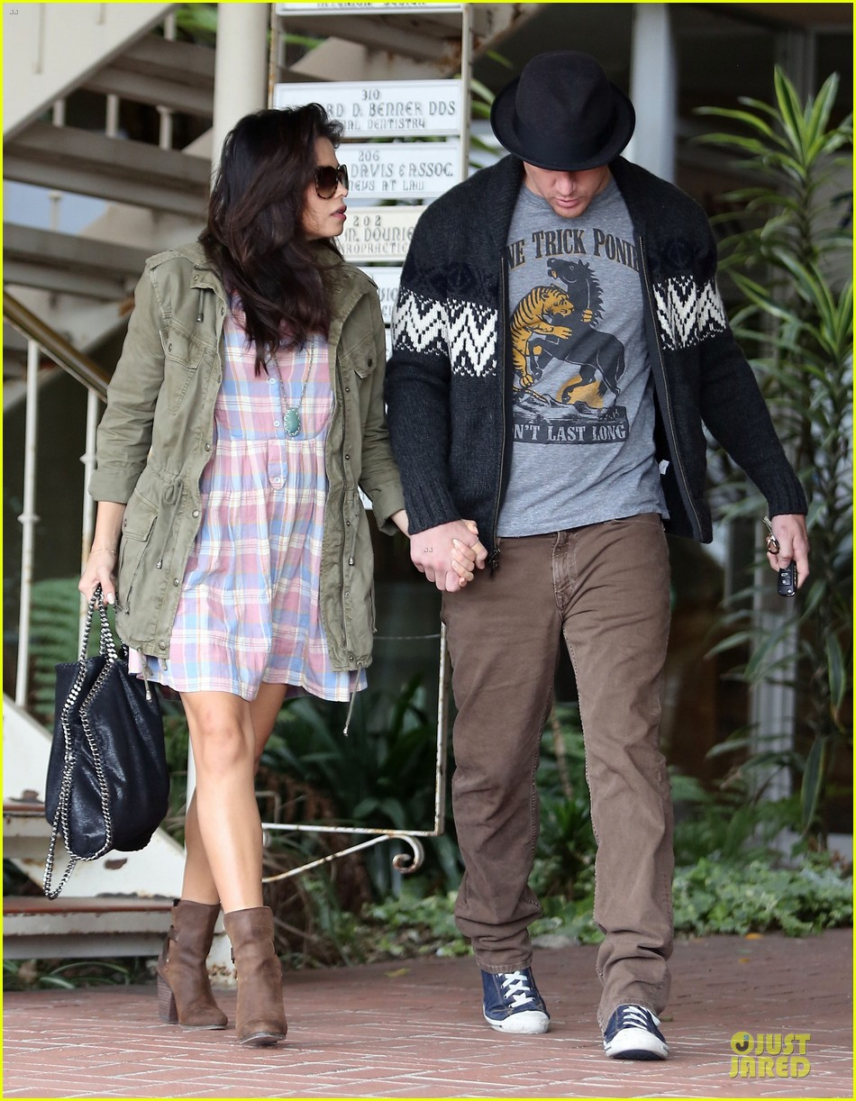 channing tatum jenna dewan pregnancy is sexy 12