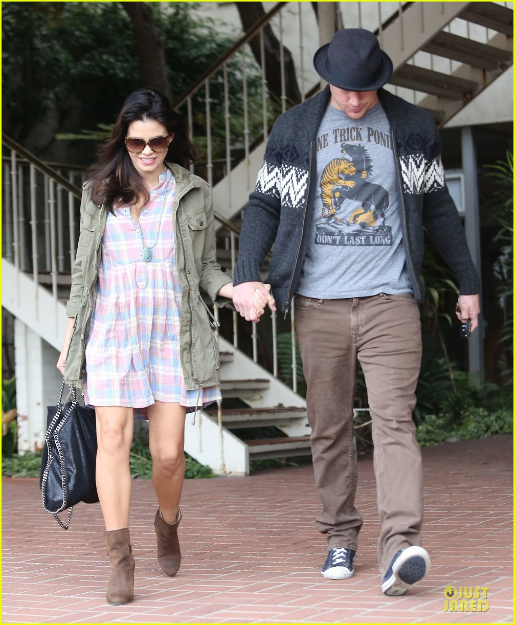 channing tatum jenna dewan pregnancy is sexy 14