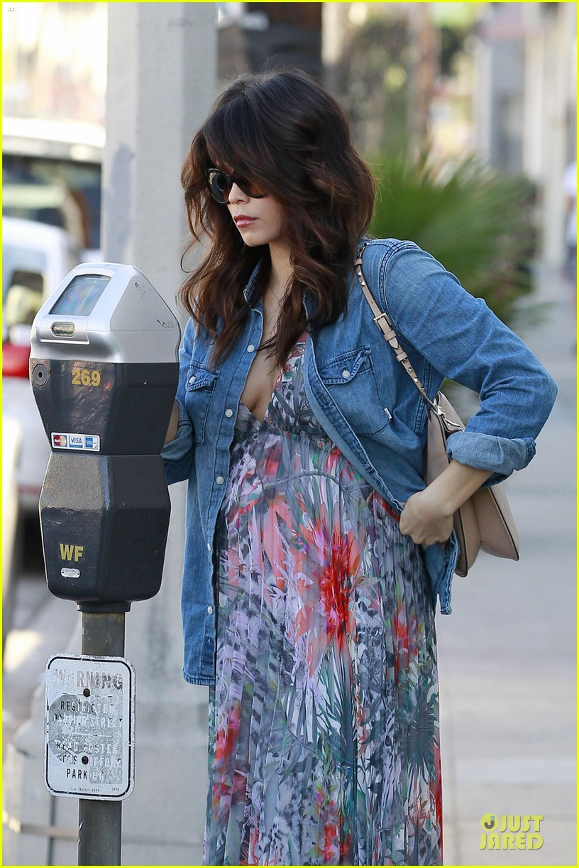pregnant jenna dewan channing tatum separate state outings 02