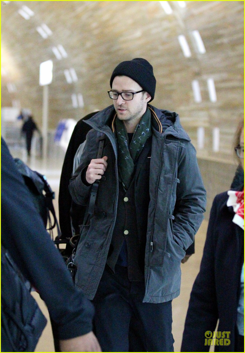 justin timberlake jessica biel paris departing couple 022821907