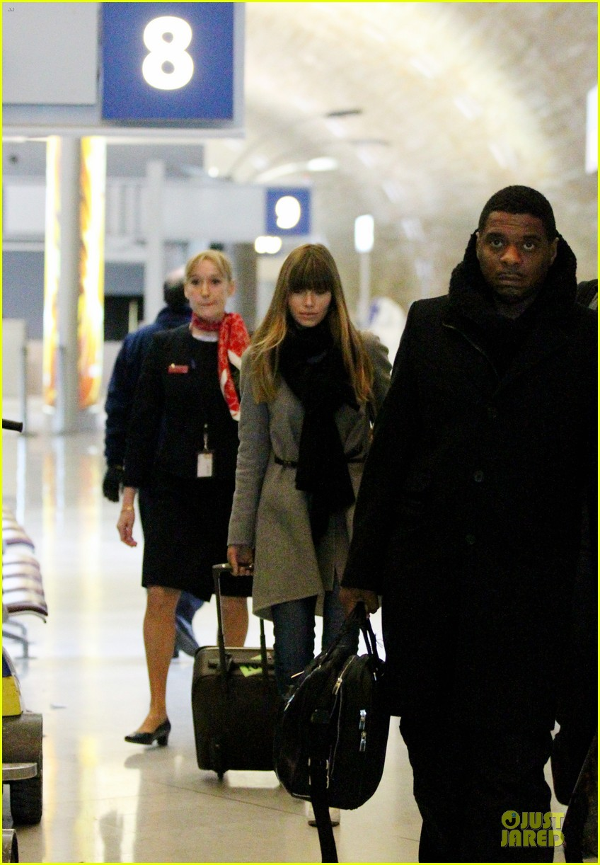 justin timberlake jessica biel paris departing couple 05